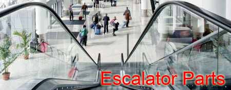 Escalator parts
