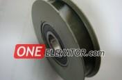 hitachi 65mm door hanger roller