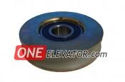 Hyundai Elevator door hanger roller