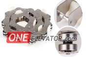 Fujitec Escalator Double bearing swivel chain