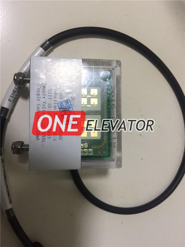 9500 Miramar Rd: Schindler RADAR 2S ID SSH50606530C