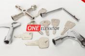 All models of elevator keys