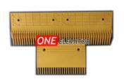 plastic Kone yellow Comb