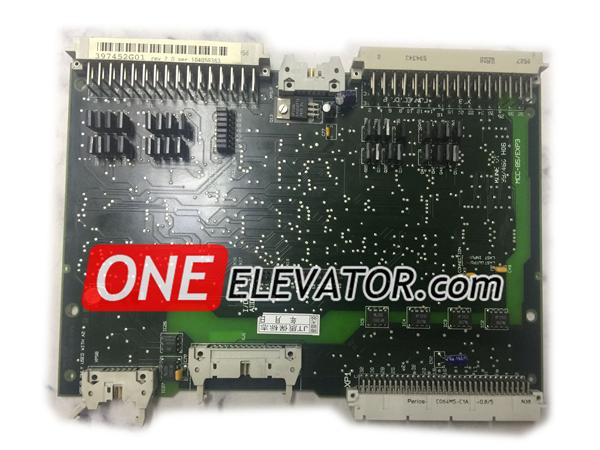 Kone KM397452G01 MCC-85 EXP3 board