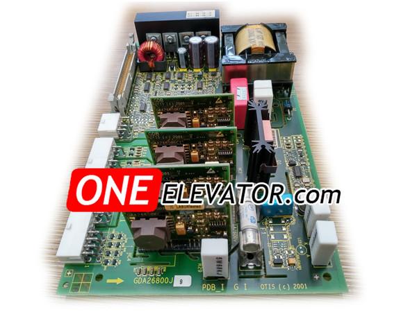 Otis PDB_I G I OVF20 power PCB