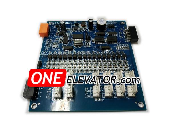 XJ SCH5600-02A or SM5000-02A-V3 board