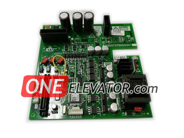 MITSUBISHI drive board P203737B000G01