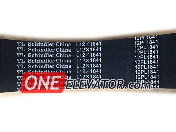 Schindler L12-1841 escalator belt