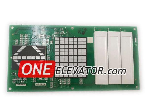 Mitsubishi P235729b000g33l01 Display One Stop Elevator Supplier